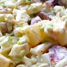 salatka-kurczak-ananas